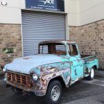 1956 Chevy pick up Truck