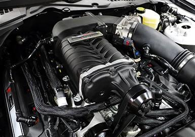 Roush Supercharger Kit