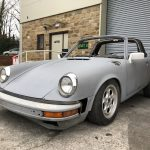 1975 Porsche 911 S Targa