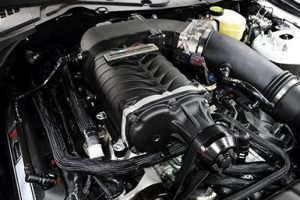 Roush Supercharger Kit