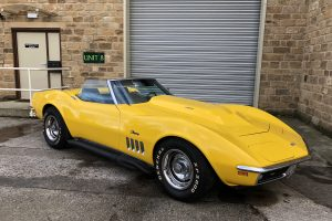 Corvette Stingray 427