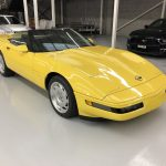 Chevrolet Corvette C4 Convertible