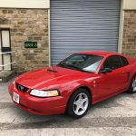 1998 Ford Mustang GT Anniversary